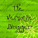 Writerly Wednesday: Paying It Forward – The Versatile Blogger Award