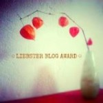 It's Liebster Blog Award Time! Eleven Facts About Me